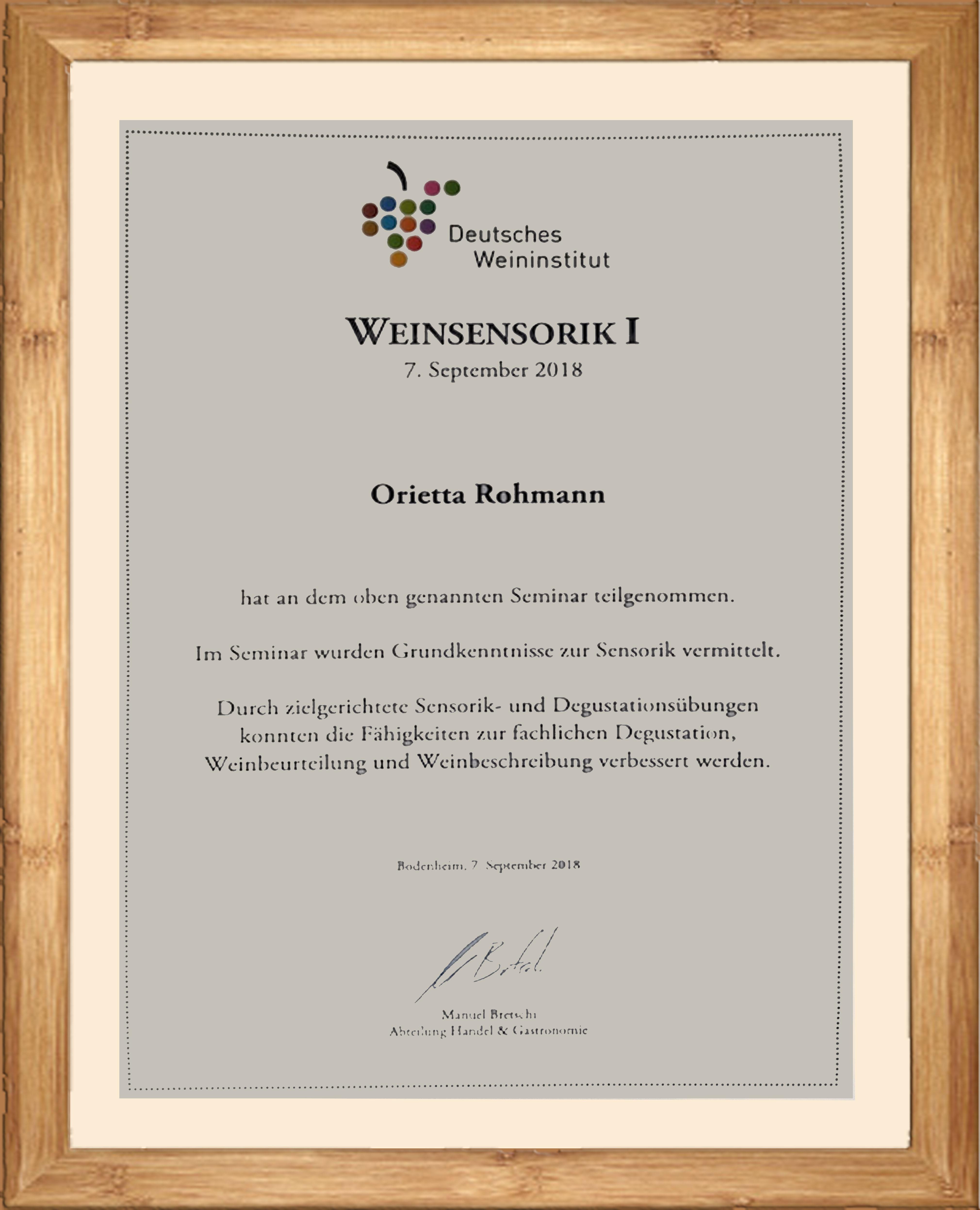 orietta_zertifikat_sensorik